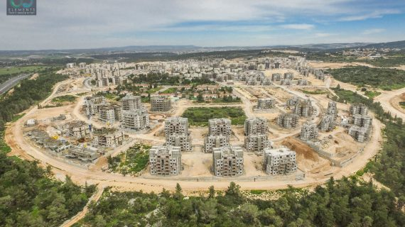 צילומי אוויר בישראל