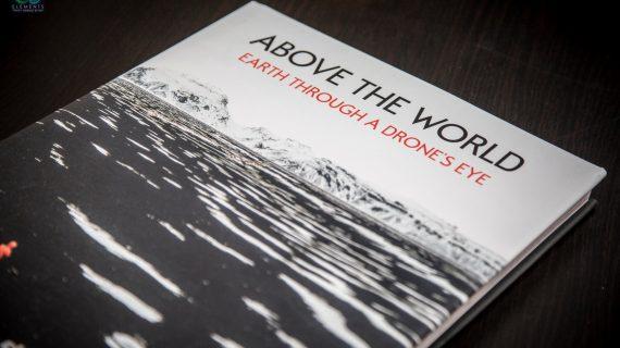 ספר צילומי האוויר החדש של DJI